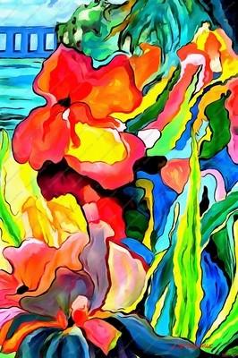 Abstract Garden 4