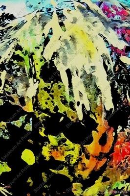 Abstract Garden 2