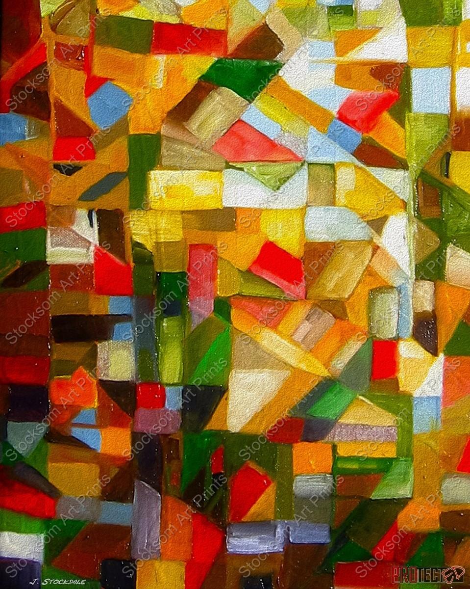 Cubist Haematite