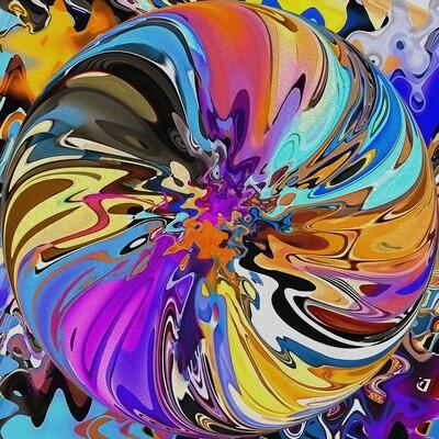 Swirls of Colour 3