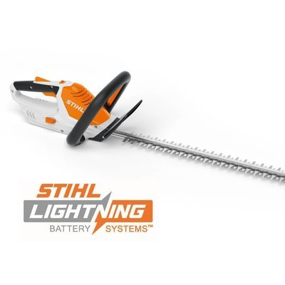 Stihl HSA 45 Very Light Hedge Trimmer With Integrated Battery