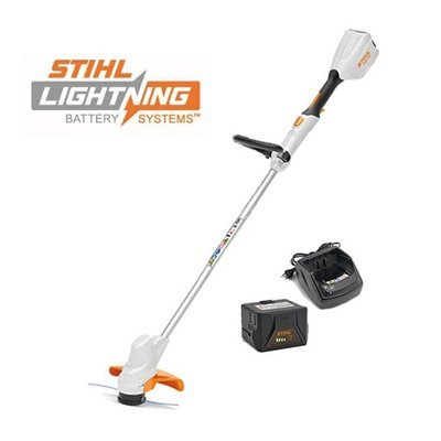 Stihl FSA 56 Cordless Brushcutter with AK 10 battery and AL 101 charger