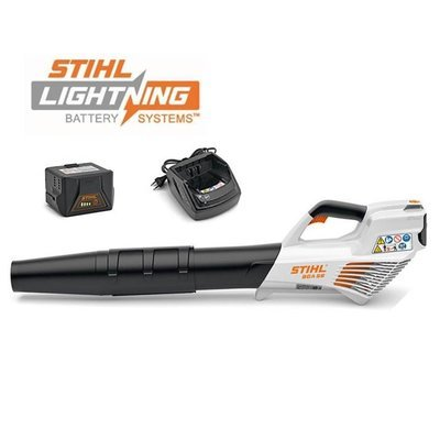 Stihl BGA 56 Cordless Blower with AK 20 battery and AL 101 charger
