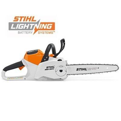 Stihl MSA 200 C-BQ Cordless Chainsaw, Tool only