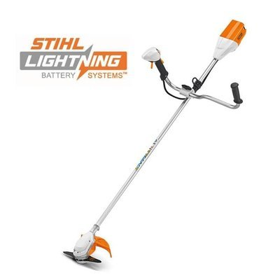 Stihl FSA 90 Crdless Brushcutter with Bike Handle, Tool Only