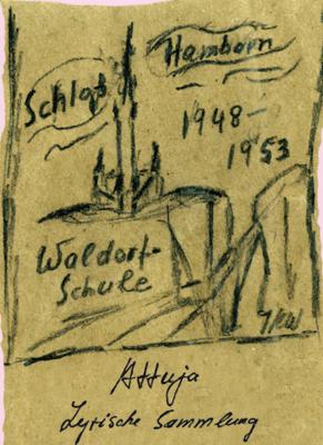 Attuja: Schloss Hamborn / 100 Jahre Waldorf