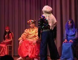 R.A. Savoldelli: Ali, der Meisterdieb (Theaterstück) 2003
