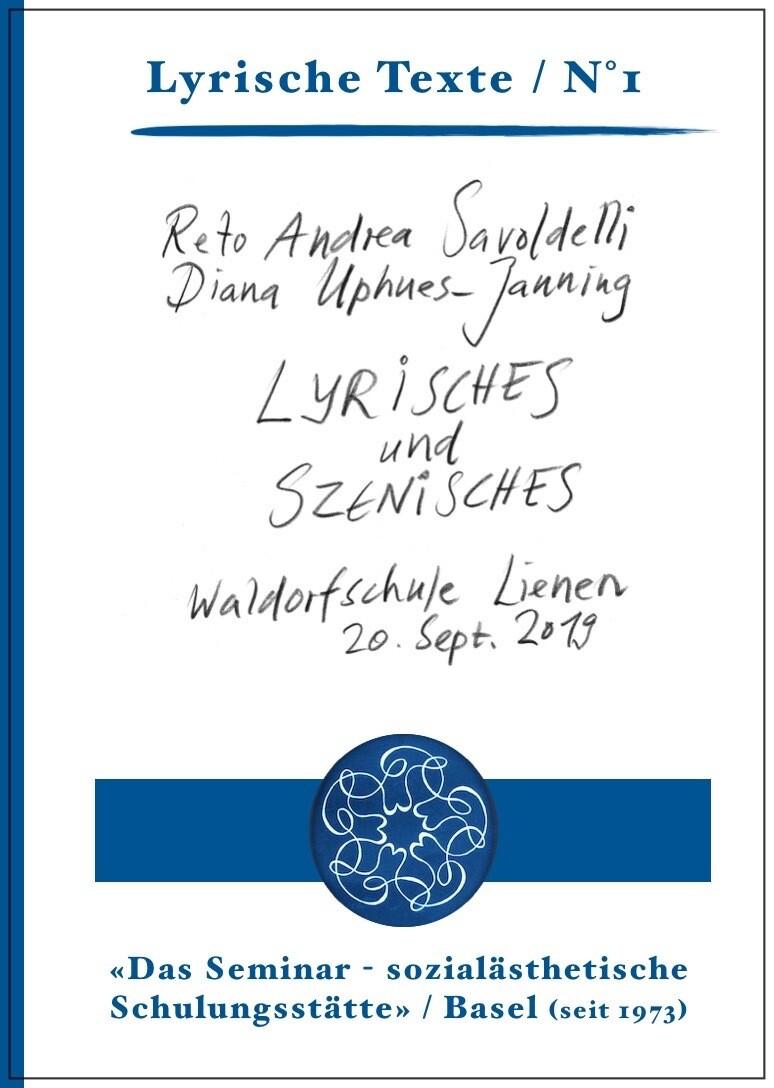 1| Savoldelli / Uphues-Janning: Lyrisches und Szenisches