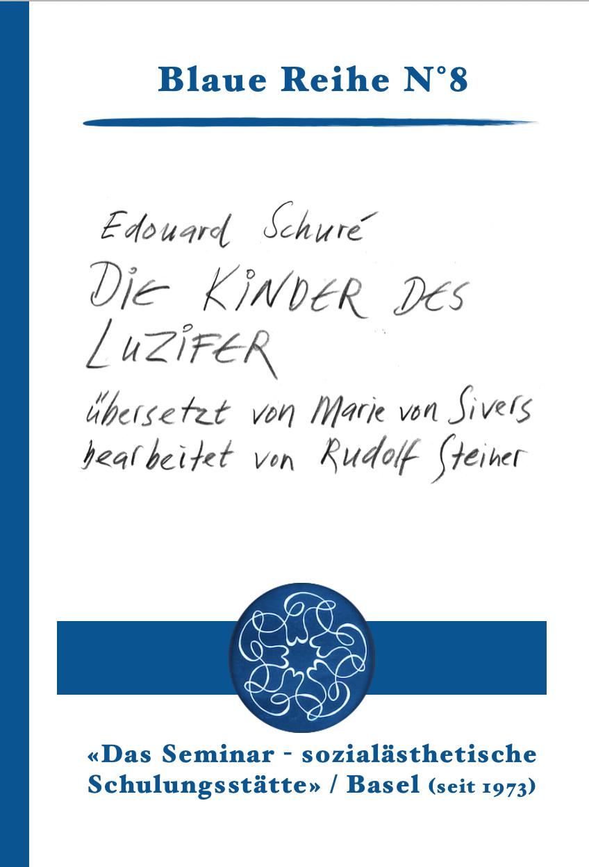08 | Edouard Schuré - Die Kinder des Luzifer