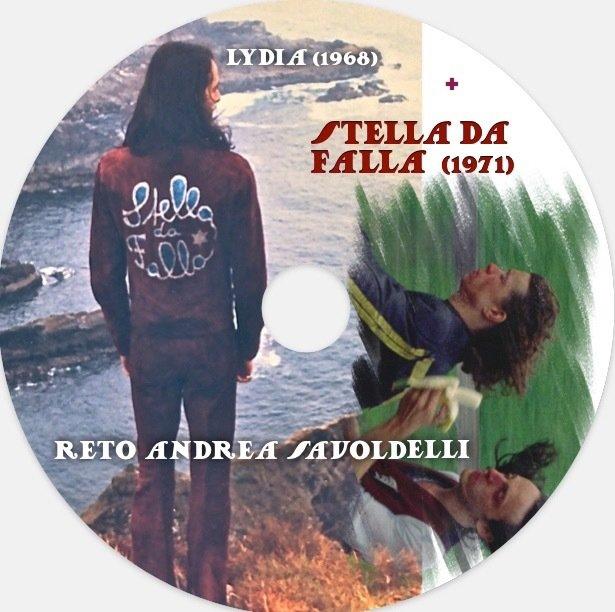 "DVD Savoldelli-2films / Beide Filme: ""Lydia"" + ""Stella da Falla"""