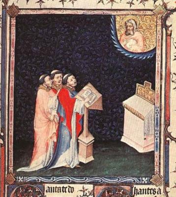R.A.Savoldelli: Der dreistimmige Lobgesang des Mönchs Quitrillerer (2014)