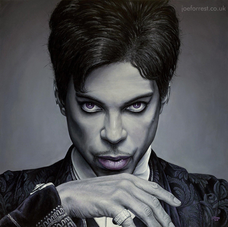 'Prince' Print