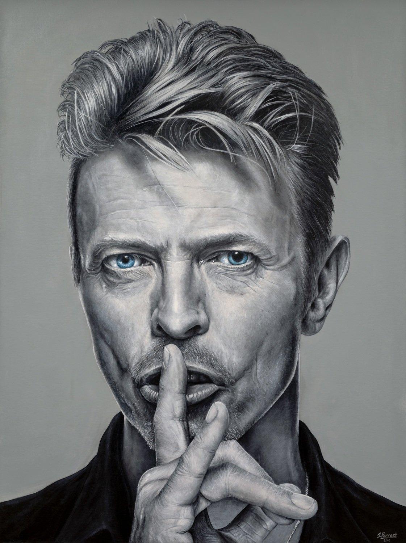 'David Bowie' Print