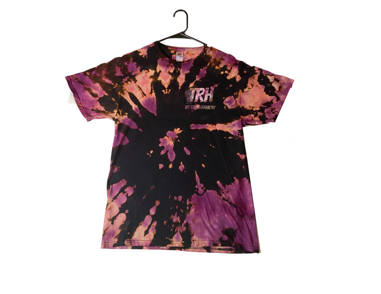TRH Tie-Dye Custom Distressed