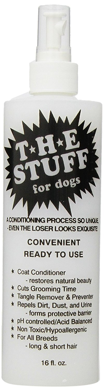 The Stuff  Conditioner & Detangler 16oz