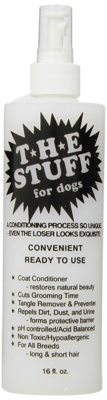 The Stuff  Conditioner & Detangler 16oz