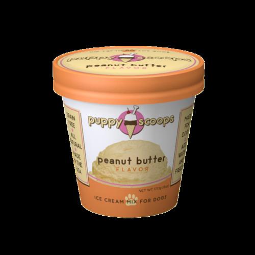 Peanut Butter Icecream Mix  6 Ounce