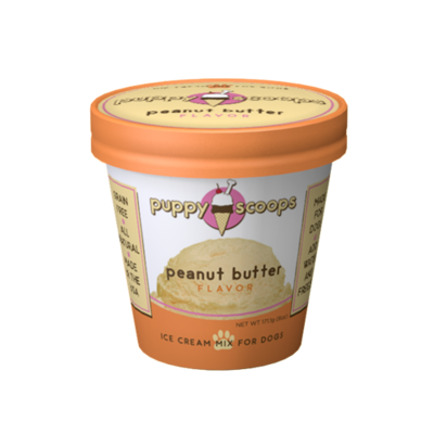Peanut Butter Icecream Mix  6 Ounce