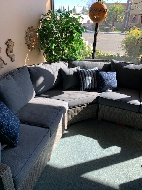 Nantucket 4 Piece Sectional