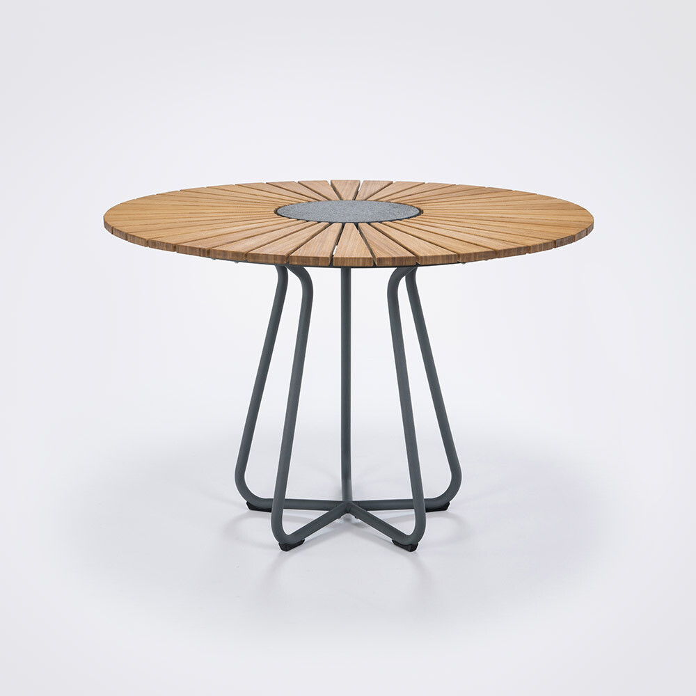 HOUE Circle Bamboo Dining Table