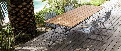 HOUE Sketch Bamboo Dining Table