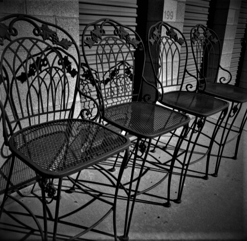 Vintage Barstools Orig. Crafted by OW Lee