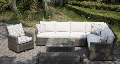 Cana 4 Piece Sectional