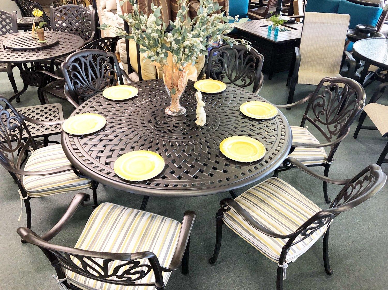 Elisabeth 7 Piece Dining Set