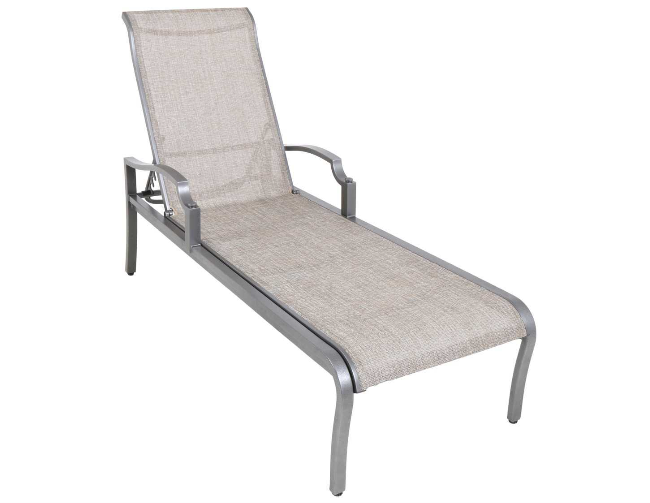 Portica Aragon Sling Chaise Lounge By Sunvilla