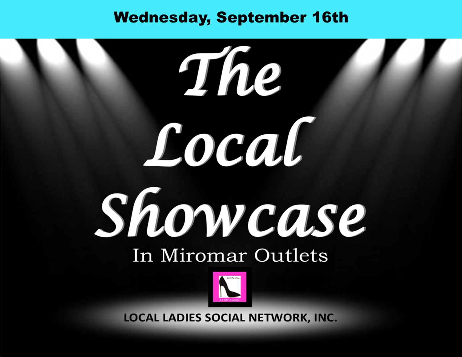 Wed, September 16th 11am-7pm