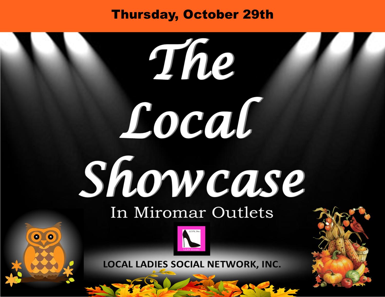 Thursday, October 29th, 11am-7pm