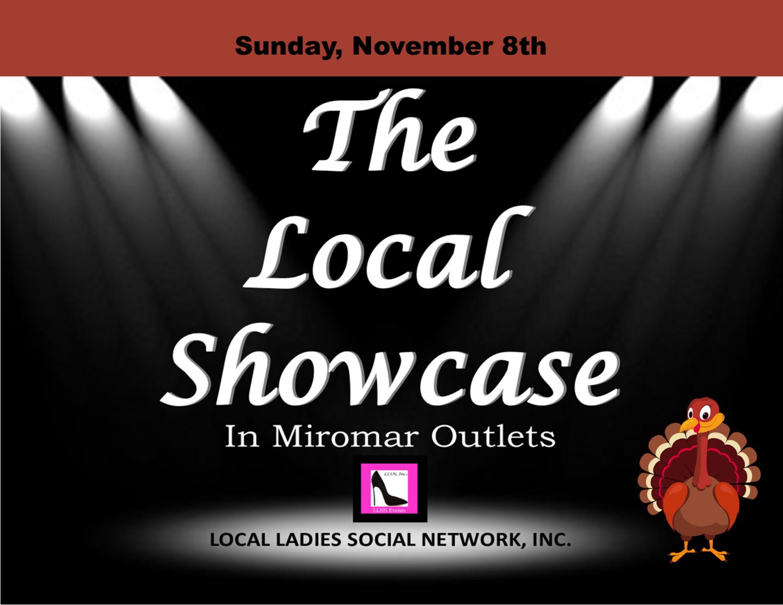Sunday, November 8th, 12pm-6pm.