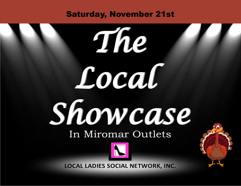 Saturday, Nov. 21st, 11am-7pm.