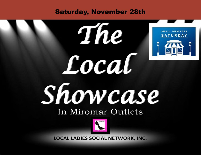 Saturday, Nov. 28th, 11am-7pm. Shop Small Business Saturday!