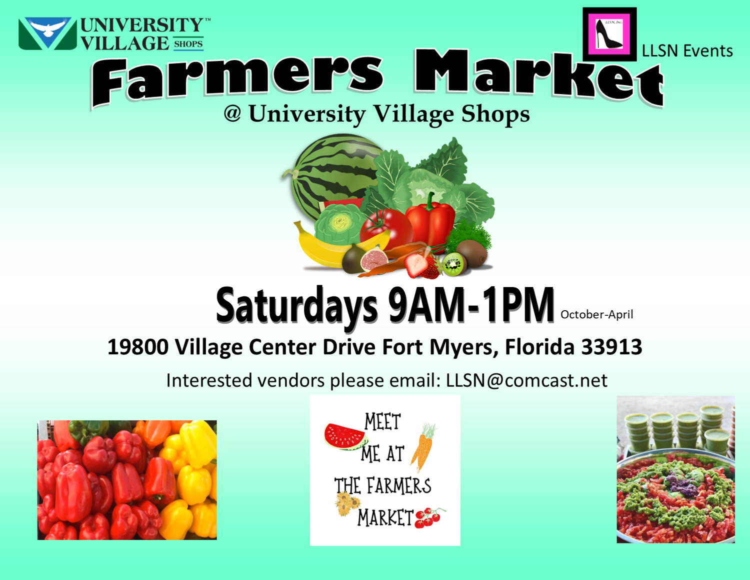 Only Approved Vendors Can Use This Payment Method For The Farmers Market. One month ( 4 weeks)