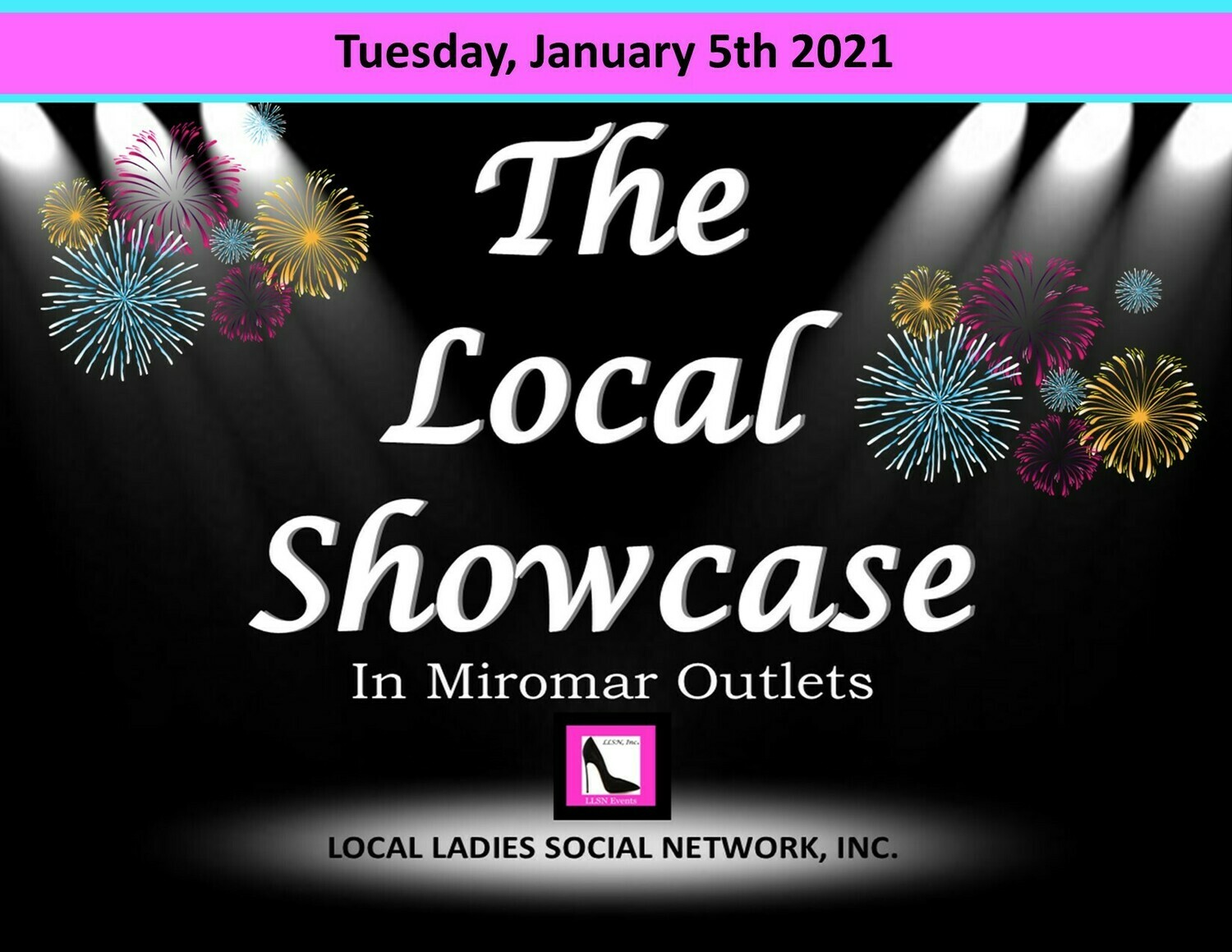 Tuesday, January 5th 11am-7pm.