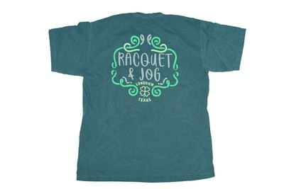 Racquet & Jog Specialty St. Patrick's Day Tee