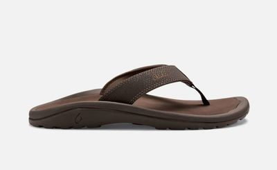 Olukai Ohana Men's Leather Sandals