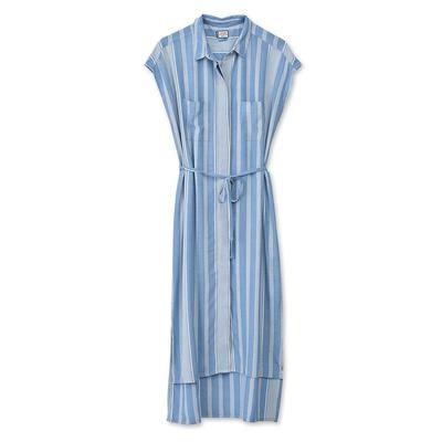Kavu Women's La Paz Dress- Oasis Stripe