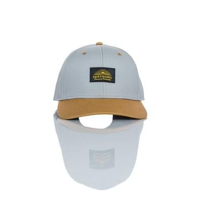 Fayettechill Pinnacle Hat- Grey/Brown