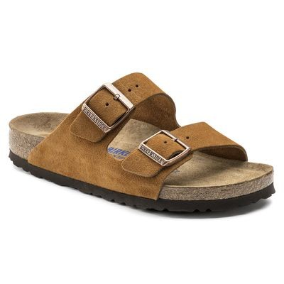 Birkenstock Arizona Soft Footbed- Mink (Regular Width)