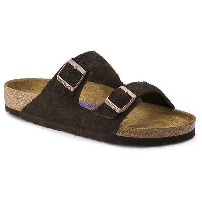 Birkenstock Arizona Soft Footbed- Mocha (Regular Width)
