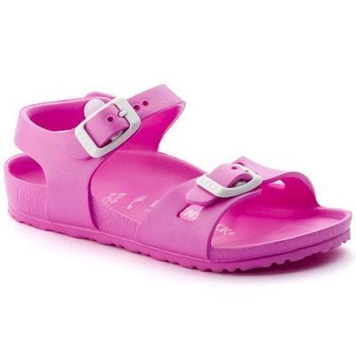 Birkenstock Kid's Rio Eva- Pink