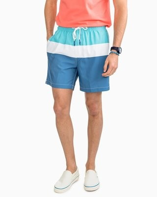 Southern Tide Men's Mambo Beach Swim Trunks