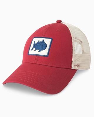 Southern Tide Gameday Skipjack Fly Patch Trucker Hat