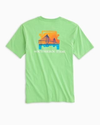 Southern Tide Men's Sunset Bridge Tee