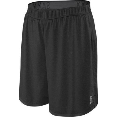 SAXX Men's Kinetic 2N1 Sport Short - Black