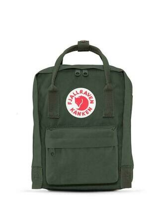 Fjallraven KÅNKEN Mini Backpack- Forest Green