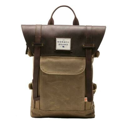 The Normal Brand Topside Backpack- Tan