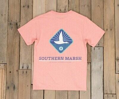 Southern Marsh Kid's Flying Duck Tee